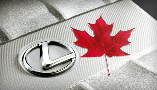 Canadian Lexus