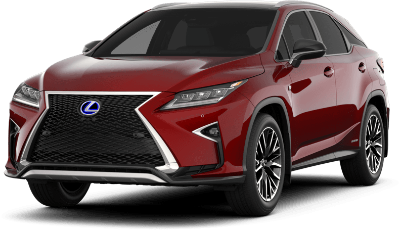 Lexus Hybrid RX 450H