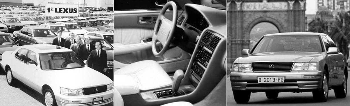 Innovative Lexus Engineering