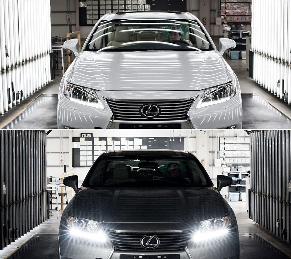 Weather Performance Lexus