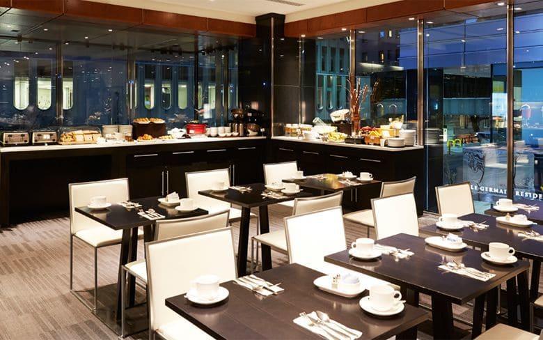 Lexus Hotel Calgary LeGermain