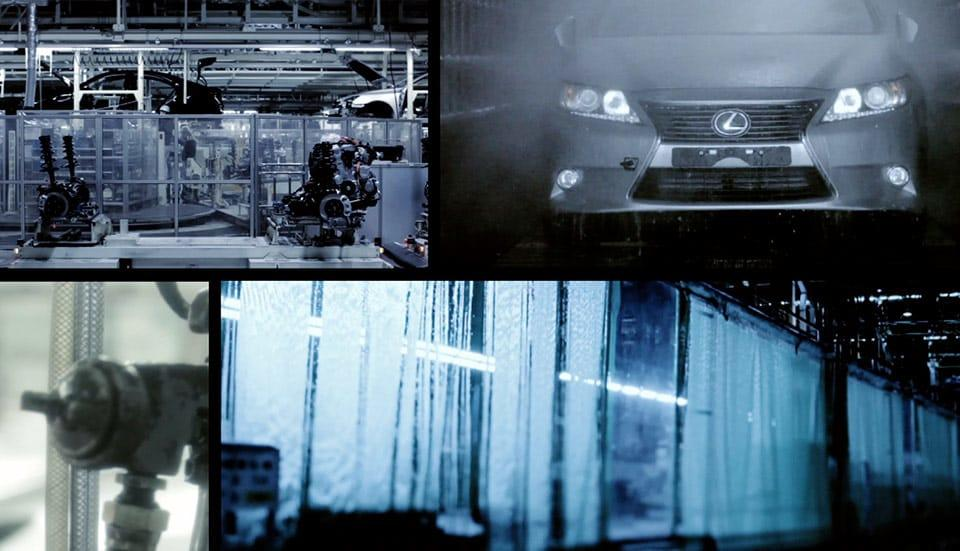 Lexus Clean Manufacturing