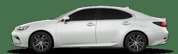 Lexus ES comparison