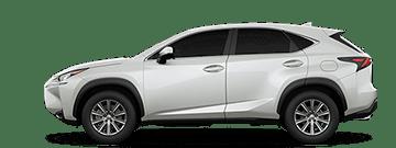 Lexus NX comparison