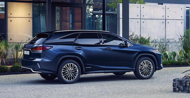 Lexus Hybrid RX 450L