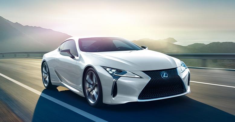 Lexus Hybrid LC