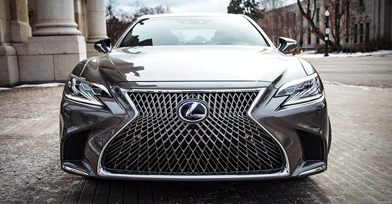 Lexus Hybrid LS