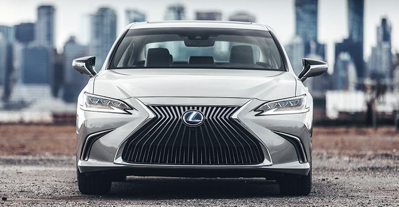 Lexus Hybrid ES