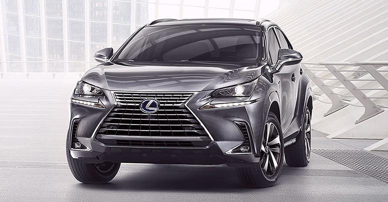 Lexus Hybrid NX