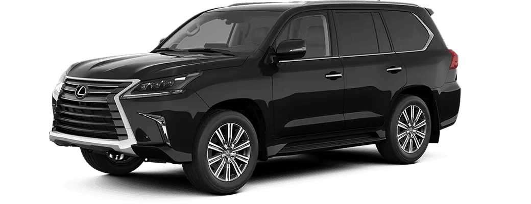 2021 LX 570 Executive Package in Starlight Blick Mica